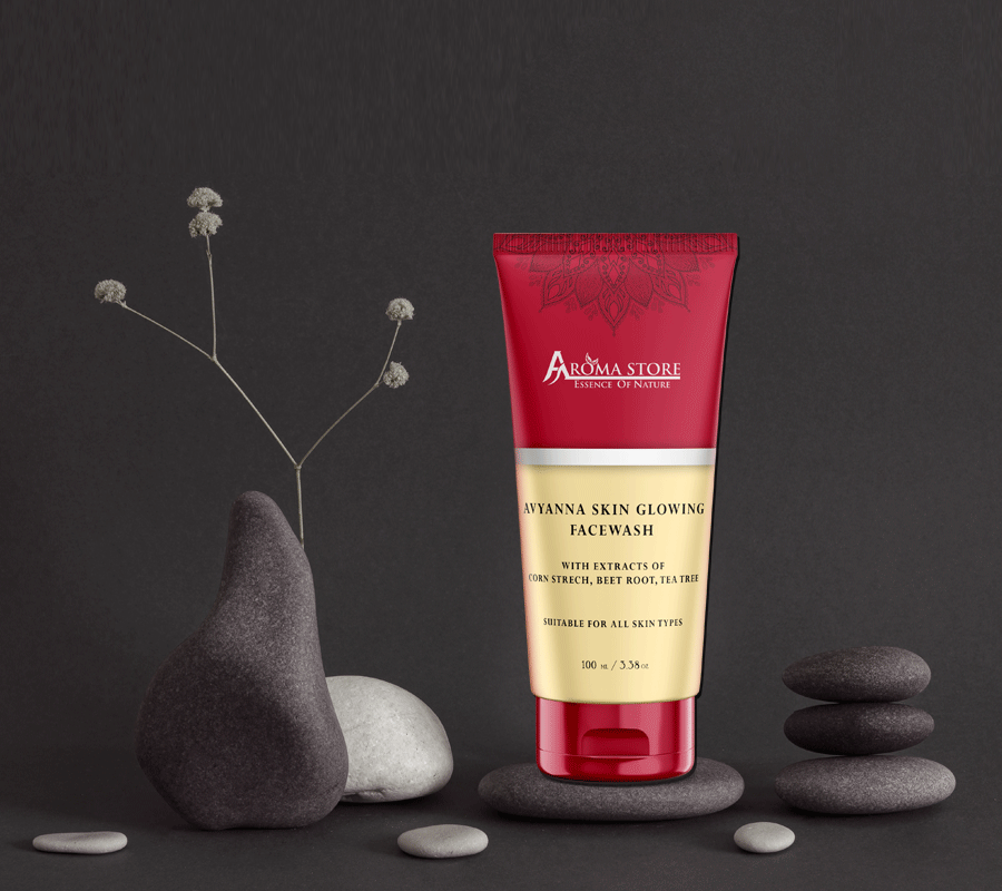 Avyanna Skin Glowing Face Wash To Reduce Pigmentation and improve skin glow